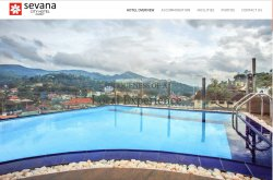 Sevana City Hotel, Kandy